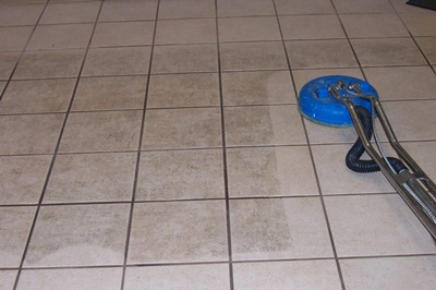 Tiles & Grout Cleaning